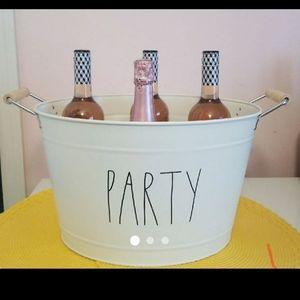 Rae Dunn PARTY bucket